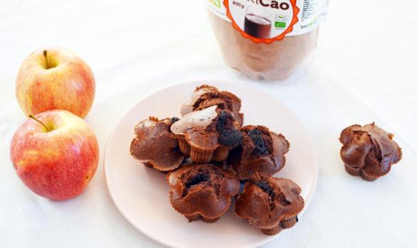 Magdalenas Ecológicas de Manzana con Beticao