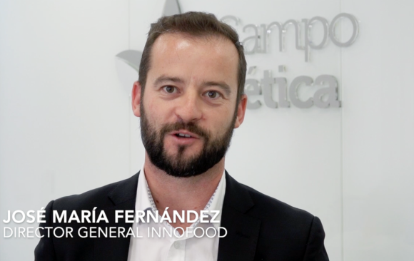 Campo Bética e Innofood - José Mª Fernández