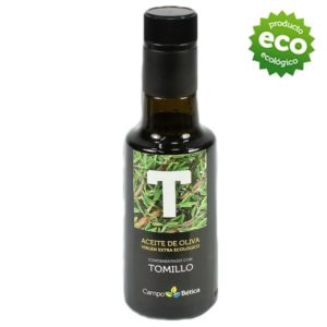 aceite-de-oliva-virgen-extra-condimentado-Tomillo-biobetica-aove-arbequino-tomillo-pimienta-cayena-boletus250-ml-aceite-oliva-extra-virgen-ecologico-monovarietal-hojiblanca-arbequina