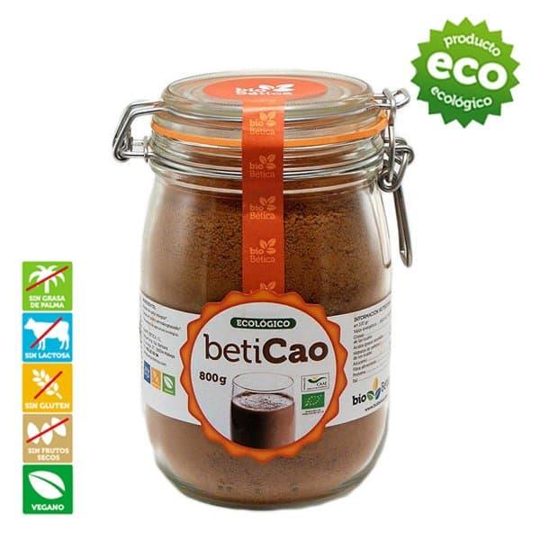 beticao biobetica-100%-bio-betica-beti-cao-cacao-soluble-ecologico-sin-gluten-grasa-de-palma-lactosa-vegano