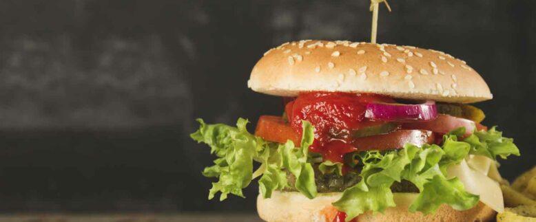 Mini hamburguesas de calabaza - Receta Vegana