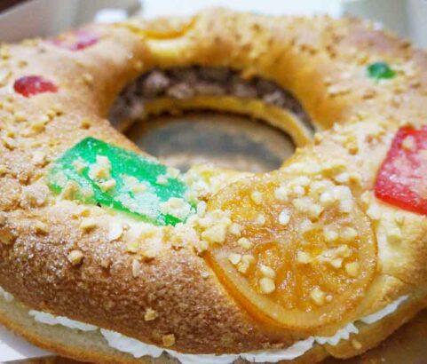 Roscón de Reyes - Receta Vegana