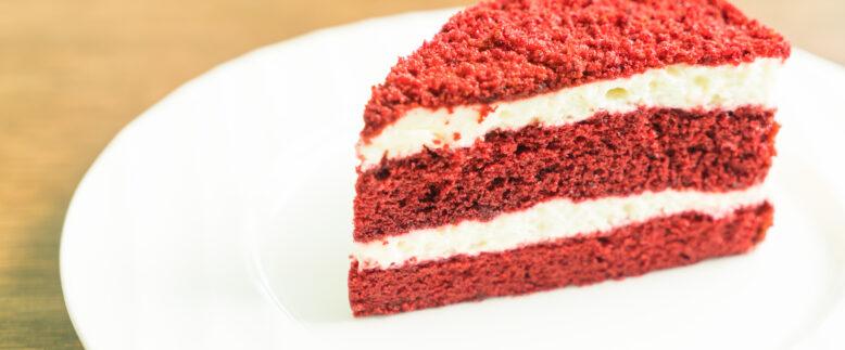 Red velvet con cacao en polvo BIO