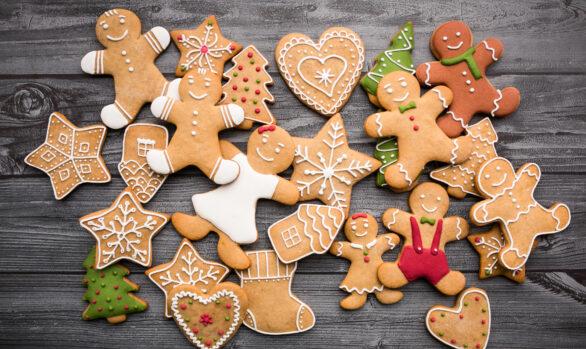 Galletas de Navidad - Receta fácil y rápida