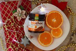 bioChoc Naranja · Reducido en azúcares