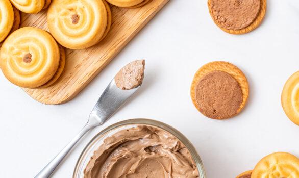 Ganache de chocolate - Para coberturas y rellenos