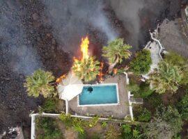 Últimas noticias del volcán en erupción en La Palma